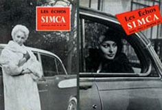 L\'hirondelle de M. Simca